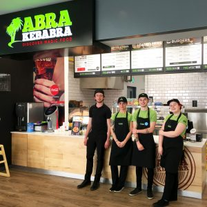 Abrakebabra in Oasis Of Taste
